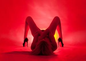 erotismo rojo
